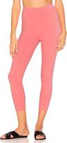 Beyond Yoga High Waist Capri Legging in Pink. - size M (also in )