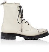 Alexander Wang Women's Lyndon Ankle Boots-CREAM