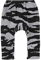 Munster Infants' Jungle-Print Cotton French Terry Sweatpants
