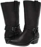 Dingo Black) Cowboy Boots