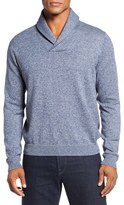 Nordstrom Men's Cotton & Cashmere Shawl Collar Sweater