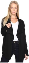 B Collection by Bobeau - Terry Jacket Women's Coat
