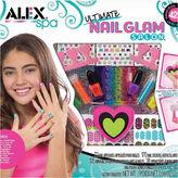 Alex Spa Ultimate Nail Glam Salon Kit Beauty Toy