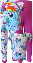 My Little Pony Rainbow Dash 4 Piece Cotton Pajama for girls