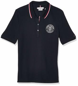 Tommy Hilfiger Women's Alina Regular Polo SS Shirt