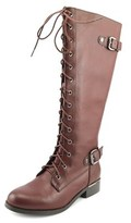 Wanted Cocktail Round Toe Synthetic Knee High Boot.
