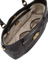 Tory Burch Pebbled Amanda Hobo