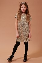Forever 21 FOREVER 21+ Girls Sequin Shift Dress (Kids)