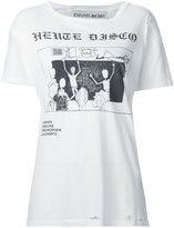 Enfants Riches Deprimes 'Heute Disco' T-shirt