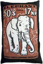 Koko - Match Co Elephant Print Pillow