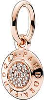 Pandora Rose Cz Signature Pendant