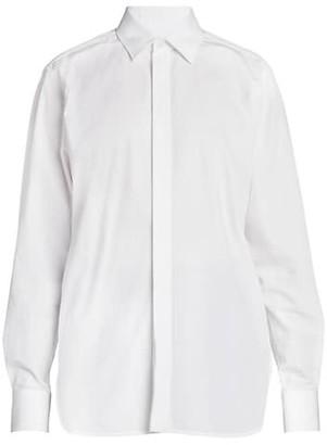 Bottega Veneta Cotton Popeline Shirt