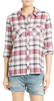 Soft Joie Women's Lilya Plaid Shirt