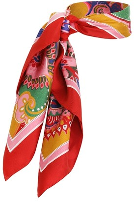 Zimmermann The Lovestruck Silk Headscarf