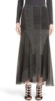 Fuzzi Women's Tulle Maxi Skirt