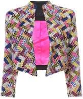 Rubin Singer bead-embellished cropped jacket