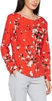 Cacharel Women's Chemise Col Bateau Shirt,12 (M)