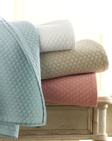 King Houndstooth Quilt Set