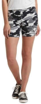 Hue Women's Camo Print Bike Shorts