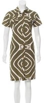Diane von Furstenberg Casual Knee-Length Dress