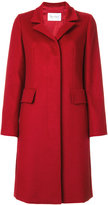Max Mara flap pockets midi coat - women - Viscose/Camel Hair - 42