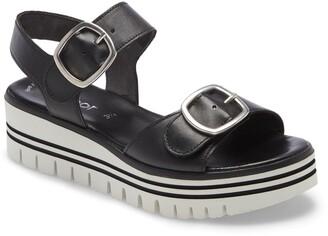 Gabor Platform Sandal
