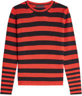 Etro Striped Pullover with Wool and Cashmere