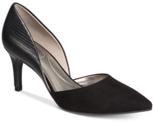 Bandolino Grenow D'Orsay Pumps Women's Shoes