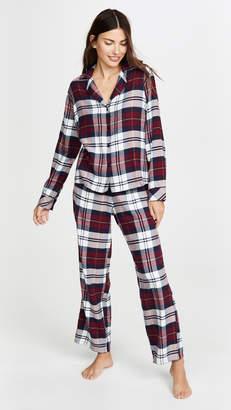 Rails Clara Flannel PJ Set