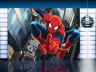 AG Jeans DESIGN Marvel Spider Man 4 part paper photomural, 360 x 254 cm, Multi-Colour