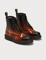 Dr. Martens 1460 Tartan Leather Boots