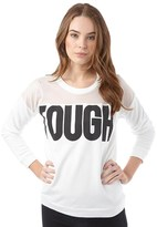 Jacqueline De Yong Womens Candy Long Sleeve Sweatshirt Cloud Dancer