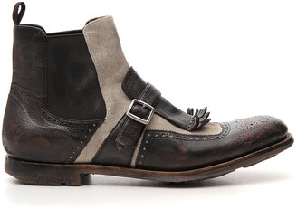 Church's Oxford Ankle Boots