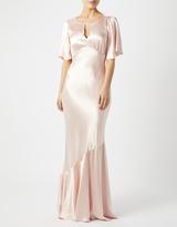 Monsoon Athena Kimono Maxi Dress