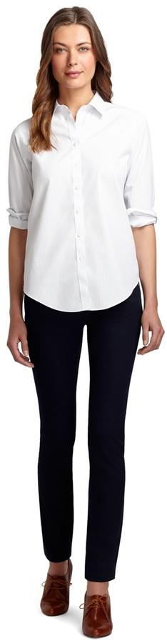 Brooks Brothers Petite Non-Iron Classic Fit Dress Shirt