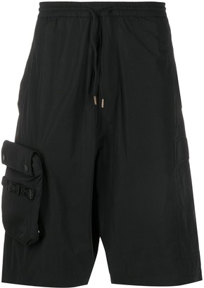 MHI Detachable Pocket Bermuda Shorts