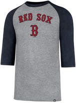 '47 Men's Boston Red Sox Pregame Raglan T-shirt