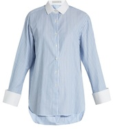 Palmer Harding PALMER//HARDING Striped cotton shirt