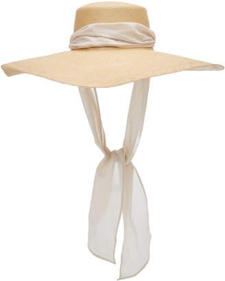 Sensi Studio Cordovez Hat with Extra Long Brim