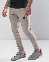 Religion Joggers in Towelling