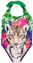 Gymboree Tiger 1-Piece Swimsuit