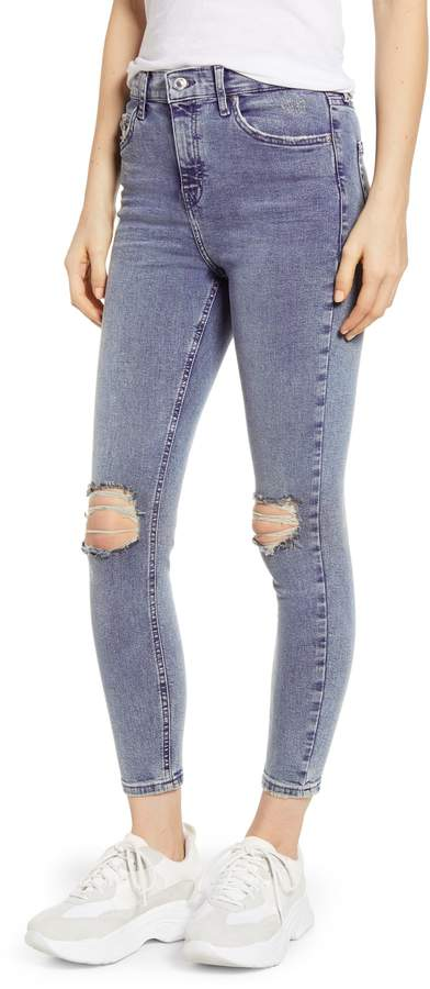 75855b75243 Topshop Jamie Skinny Jeans - ShopStyle
