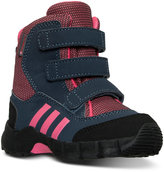 adidas Little Girls' Holtanna Snow AC Outdoor Boots from Finish Line