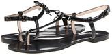 Pelle Moda Hettie (Black Patent) - Footwear