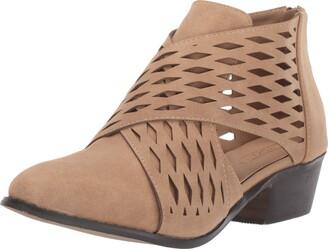 Yoki Women's Paladino-66 Ankle Boot