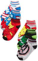 Marvel Avengers Athletic Low-Cut Socks, Little Boys (2-7)