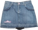 GUESS Denim skirts - Item 42564235
