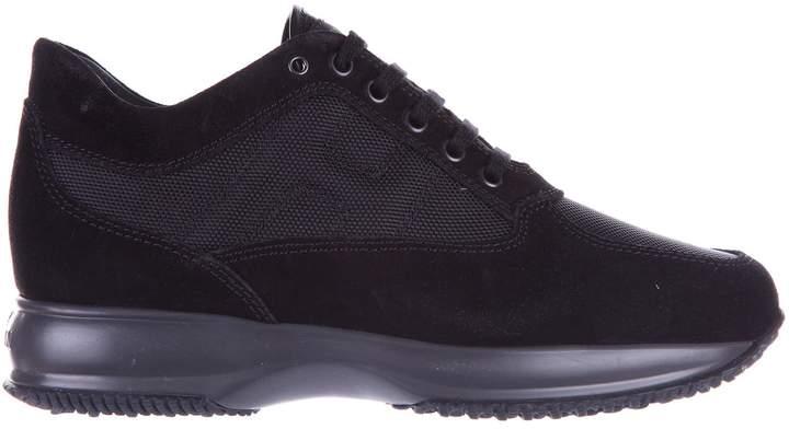 Hogan Black Suede Men's Shoes   over 60 Hogan Black Suede