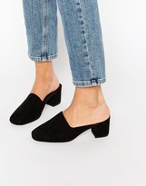 Asos SPEED UP Mules