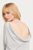 Dynamite Knit Top with Back Detail
